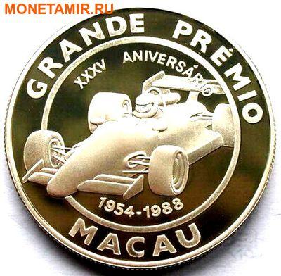 Макао 100 патак 1988.Гран-При Макао 1954-1988. (фото)