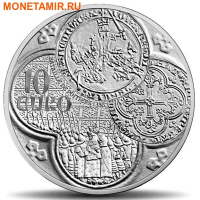 Франция 10 евро 2015.Франк Шеваль – Сеятель.Арт.000100050437/60 (фото)