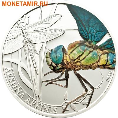 Палау 2 доллара 2010.Стрекоза - Мир насекомых.Арт.000151544302/60 (фото)