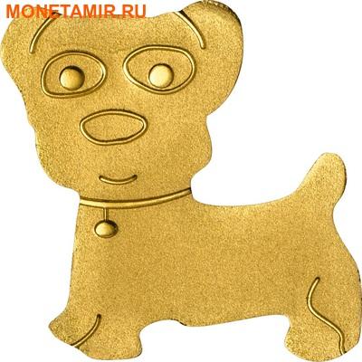 Палау 1 доллар 2013.Собака.Арт.000180145241/60 (фото)