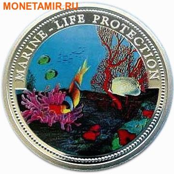 Палау 5 долларов 1994.Рыба клоун – Защита морской жизни.Арт.000086747781/60 (фото)