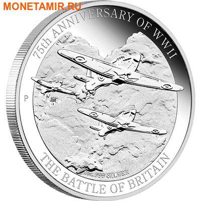 Австралия 1 доллар 2015.Битва за Британию (самолеты).Арт.60 (фото)