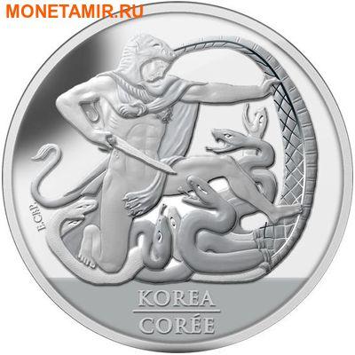Канада 1 доллар 2013.60 лет перемирию в Корейской войне.Арт.000218244764/60 (фото)