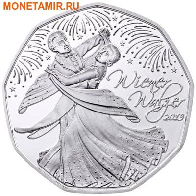 Австрия 5 евро 2013.Венский вальс.Арт.000063940650/60 (фото)