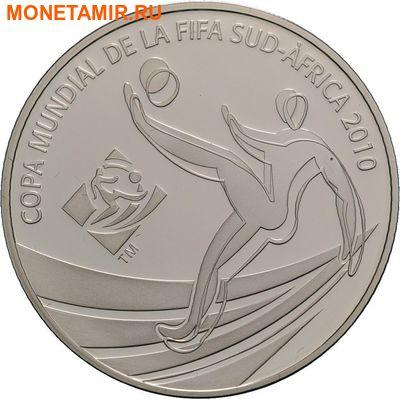 Андорра 10 динеров 2009.Футбол ФИФА Южная Африка 2010.Арт.000274851093/60 (фото)