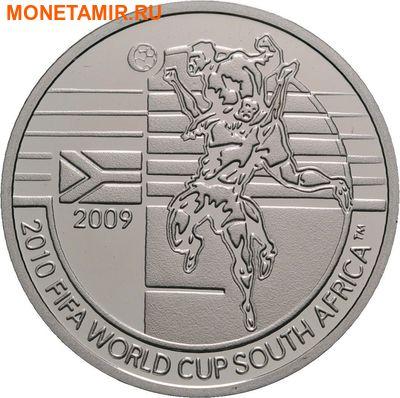 Корея 1000 вон 2009.Футбол ФИФА Южная Африка 2010.Арт.000274851089/60