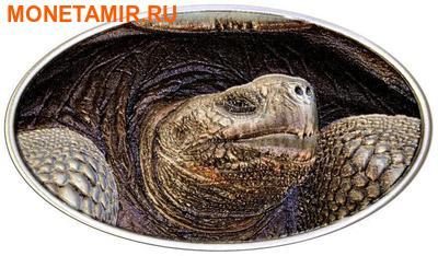 Ниуэ 2 доллара 2015 Черепаха Одинокий Джорж (Niue 2$ 2015 Turtle Lonesome George).Арт.000764151960/60 (фото)