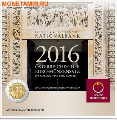Австрия 3,88 евро 2016.Официальный годовой набор евро.Арт.60 (фото)