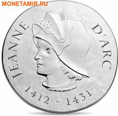 Франция 10 евро 2016.Жанна д'Арк серия Женщины Франции.Арт.60 (фото)