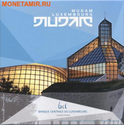 Люксембург 2,5 евро 2016 Музей Мудам (Luxemburg 2,5E 2016 Mudam Museum).Арт.000359152878/60 (фото)