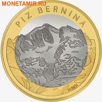 Швейцария 10 франков 2006.Гора Пиц Бернина (Piz Bernina).Арт.60 (фото)