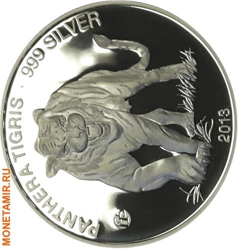 Лаос 1000 кип 2013.Тигр.Арт.60 (фото)