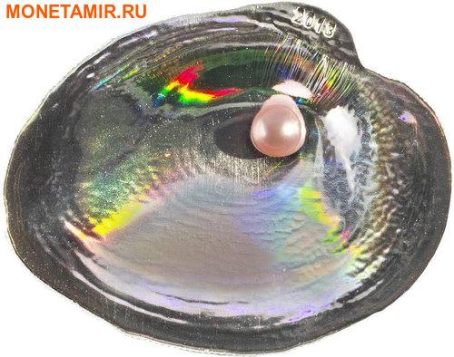 Палау 5 долларов 2013.Устрица с жемчужиной Тампико (cyrtonaias tampicoensis).Арт.000300049200 (фото)