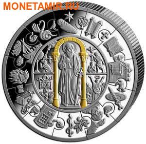 Либерия 100 долларов 2008 Апостол Павел (Пазл, Килограмм).Арт.004400053877/60 (фото)