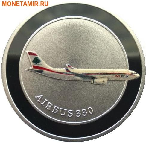 Ливан 5 ливров 2015 Самолет А-330.Арт.000813353892/60 (фото)