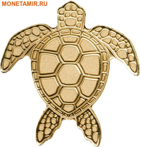 Палау 1 доллар 2017 Морская Черепаха (Sta Turtle).Арт.000323054025/60 (фото)