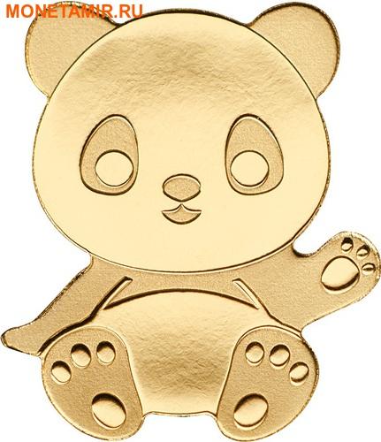 Палау 1 доллар 2017 Маленькая Панда (Little Panda).Арт.000280754030/60 (фото)