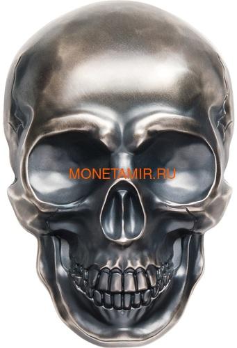 Палау 25 долларов 2017 Большой череп (Palau 25$ 2017 Big Skull).Арт.60 (фото)