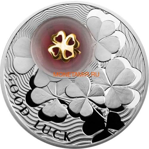 Ниуэ 2 доллара 2012 Клевер Монеты на Удачу (Niue 2$ 2012 Lucky Coin Clover).Арт.000330349049/60 (фото)