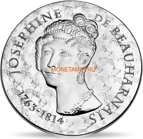 Франция 10 евро 2018 Жозефина Богарне серия Женщины Франции (France 10E 2018 Josephine De Beauharnais Napoleon).Арт.60 (фото)