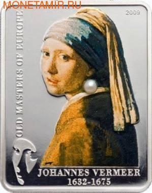 Девушка с жемчужной сережкой - Картина Яна Вермера