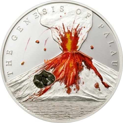 Палау 5 долларов 2006 Вулкан (Palau 5$ 2006 Volcano).Арт.000119710656 (фото)