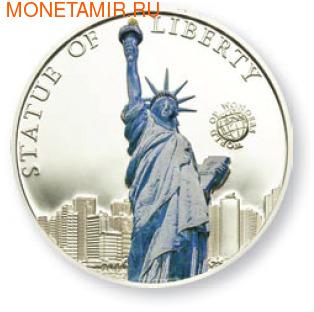 Палау 5 долларов 2010.Статуя Свободы.Арт.000139132043
