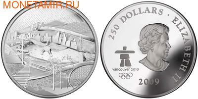 Канада 250 долларов 2009. Ванкувер-2010