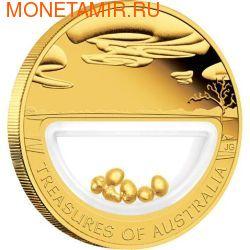 «Сокровища Австралии» (с инкапсулированным золотом)