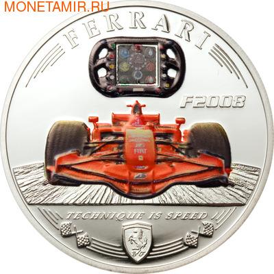 Феррари F2008 — болид (фото)
