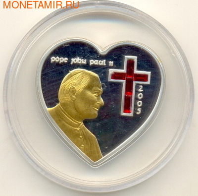 Papst Johannes Paul II (фото)