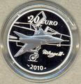 Франция 20 евро 2010. Марсель (1892-1986)