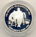 Джордж Вашингтон с лошадью