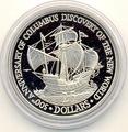 500-ая Годовщина - Открытие Колумбом Нового Мира