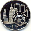 Чемпионат мира - США 1994. Арт: 0000316F0109