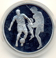 Греция 10 евро 2004. Олимпиада - Афины 2004. Футбол