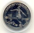 Чемпионат мира 1982. (Борьба за мяч). Венгрия 100 форинтов 1982.