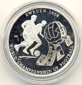 Чемпионат мира - Швеция 1958. Арт: 000056830031
