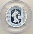 Франция 5 евро 2007. Сеятель