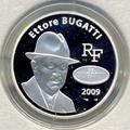 Эторе Бугатти. Франция 10 евро 2009.