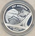 Франция 6,55957 франков 2000. Модерн