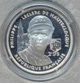 Франция 100 франков 1994. Филипп Леклерк