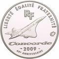Франция 10 евро 2009 Конкорд Авиация (France 10E 2009 Concorde).Арт.000144619526/60