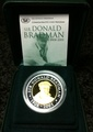 Австралия 20 долларов 2001. Дональд Бродман 1908-2001