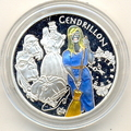 Франция 1 1 /2 евро 2002. Золушка