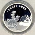 Франция 10 евро 2009. Удачливый Люк.