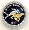 Олимпийские игры 1996 года
