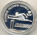 Олимпийские игры - бег через барьеры. Арт: 000037411509
