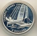 Олимпийские игры 1996. Арт: 15N3755