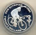 Олимпийские игры 1984. Арт: 000043914913